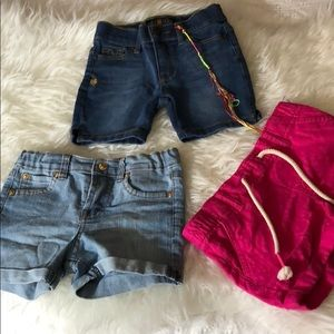 Lucky brand, 7 4 all mankind & basic shorts
